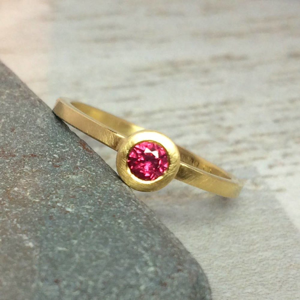 Ruby Ring Lifestyle